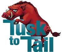 Tusk to Tail: Sometimes football is about finding your happy place. And blobs of booze.