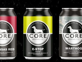 Core Brewing the official craft brew of the Arkansas Razorbacks