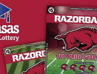 Arkansas Scholarship Lottery launches Razorback scratch-off tickets
