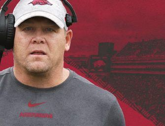 Former Missouri head coach Barry Odom to lead Razorbacks defensive unit