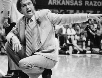 Tusk to Tail: The 'electricity' of Eddie Sutton